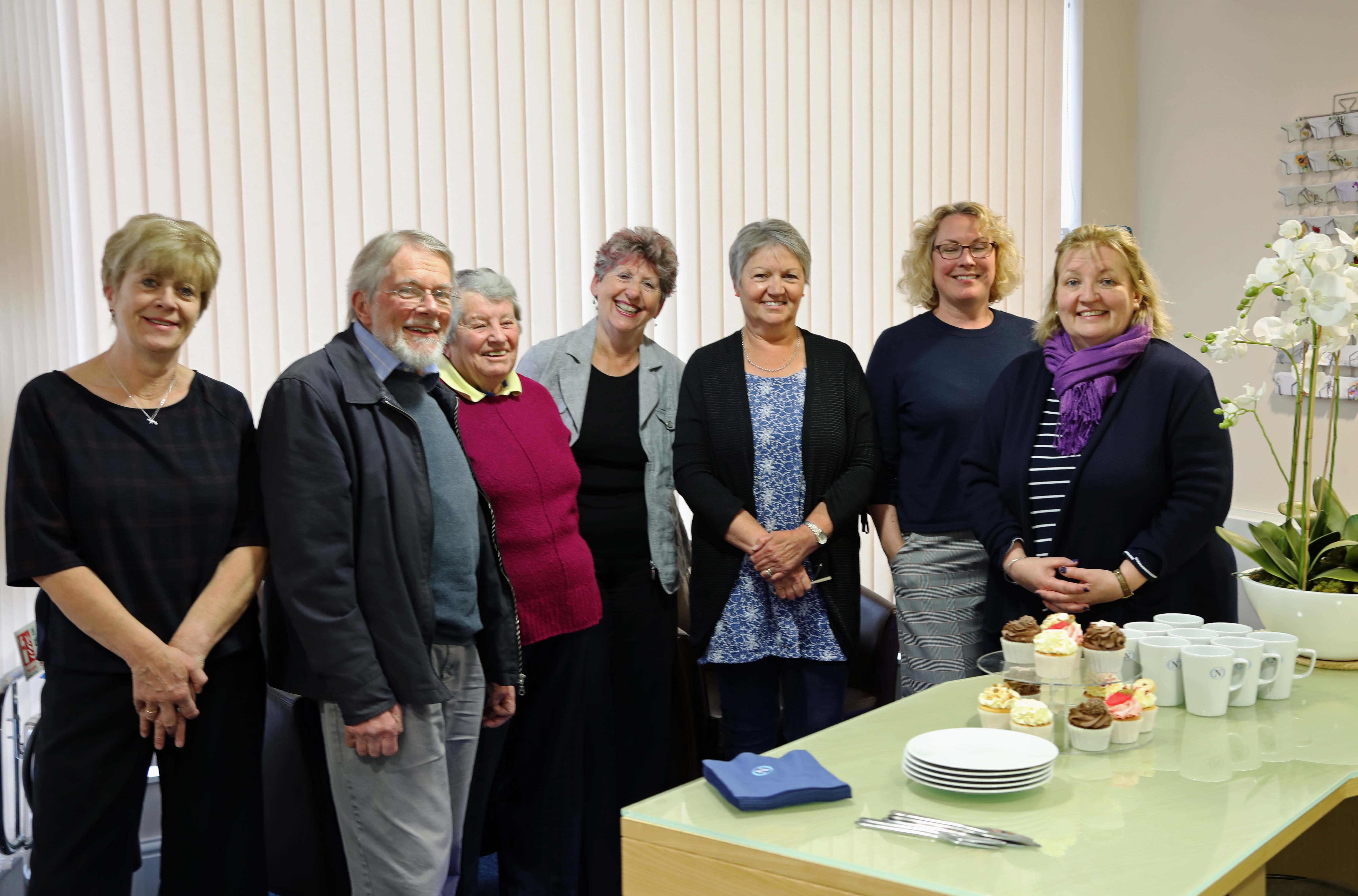 Helping Hands Woburn Sands Celebrates 1st Birthday