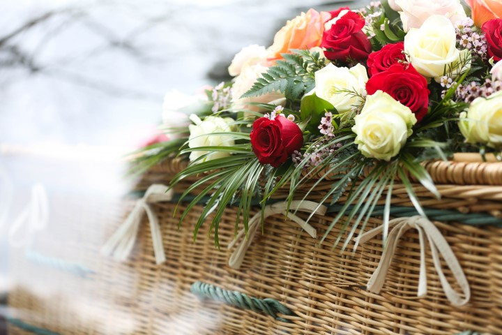 A day in the life of a funeral arranger