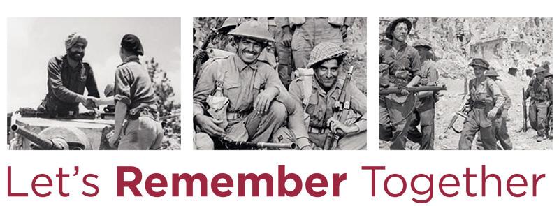Remember Together Campaign – Royal British Legion