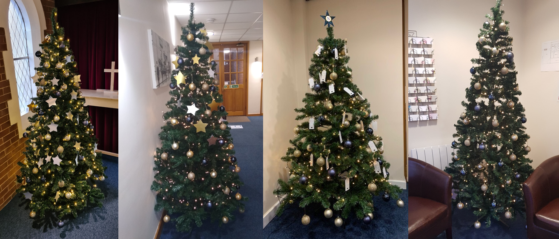 Memorial Trees Through The Holidays